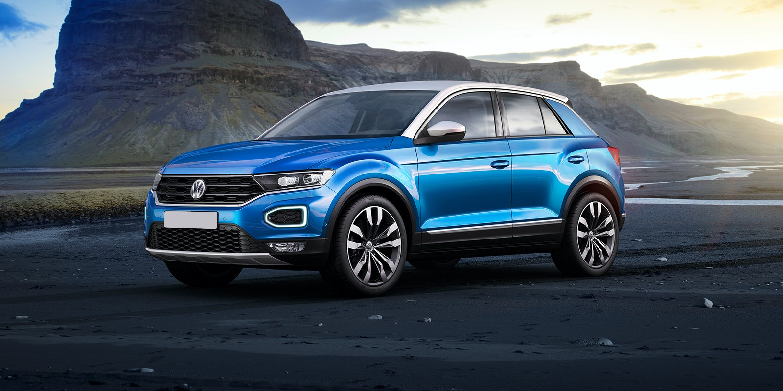 2018 vw t roc price specs and release date carwow. Black Bedroom Furniture Sets. Home Design Ideas