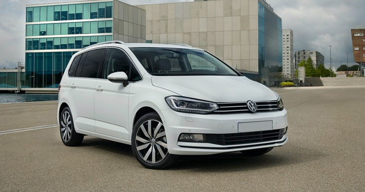 32e6996029 You don t buy a Volkswagen Touran for its desirability but if you need a  no-nonsense family car