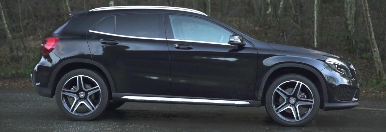 Bmw X1 Mercedes Gla And Audi Q3 Video Group Test Carwow