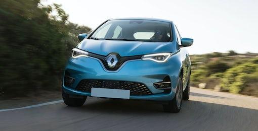 10. Renault Zoe