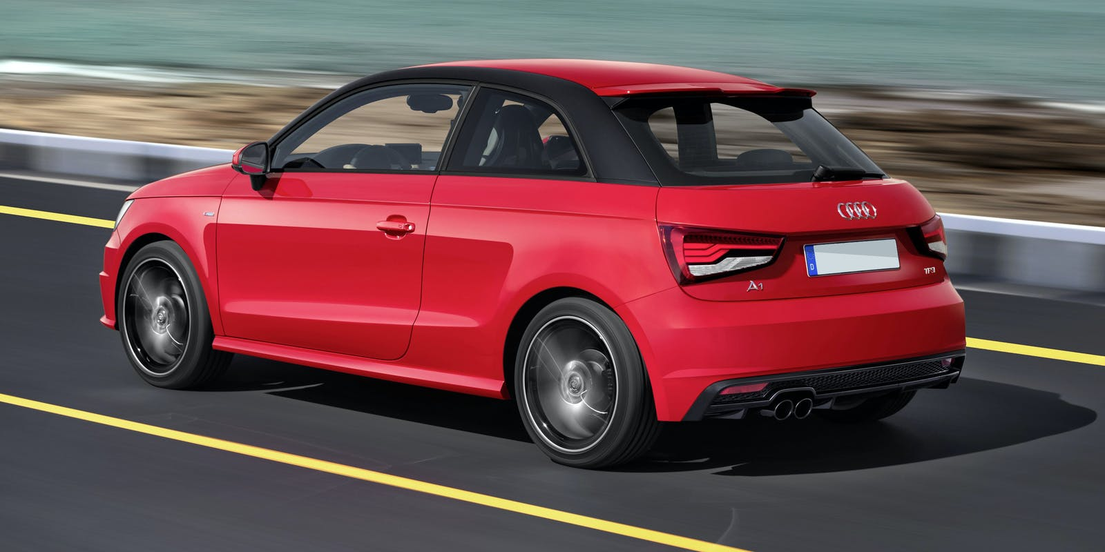 review car audi a1 hatchback 2017 review mat watson autos post. Black Bedroom Furniture Sets. Home Design Ideas