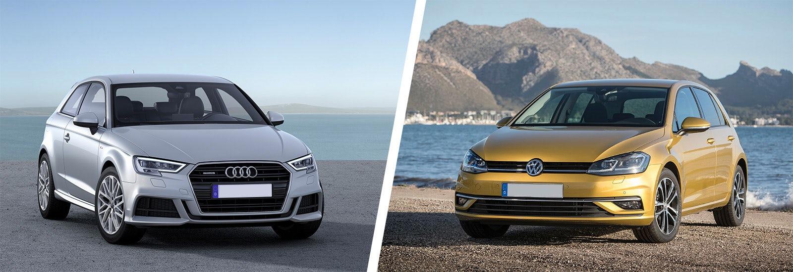 Audi A3 Vs A4 >> Audi A3 vs VW Golf – side-by-side comparison | carwow