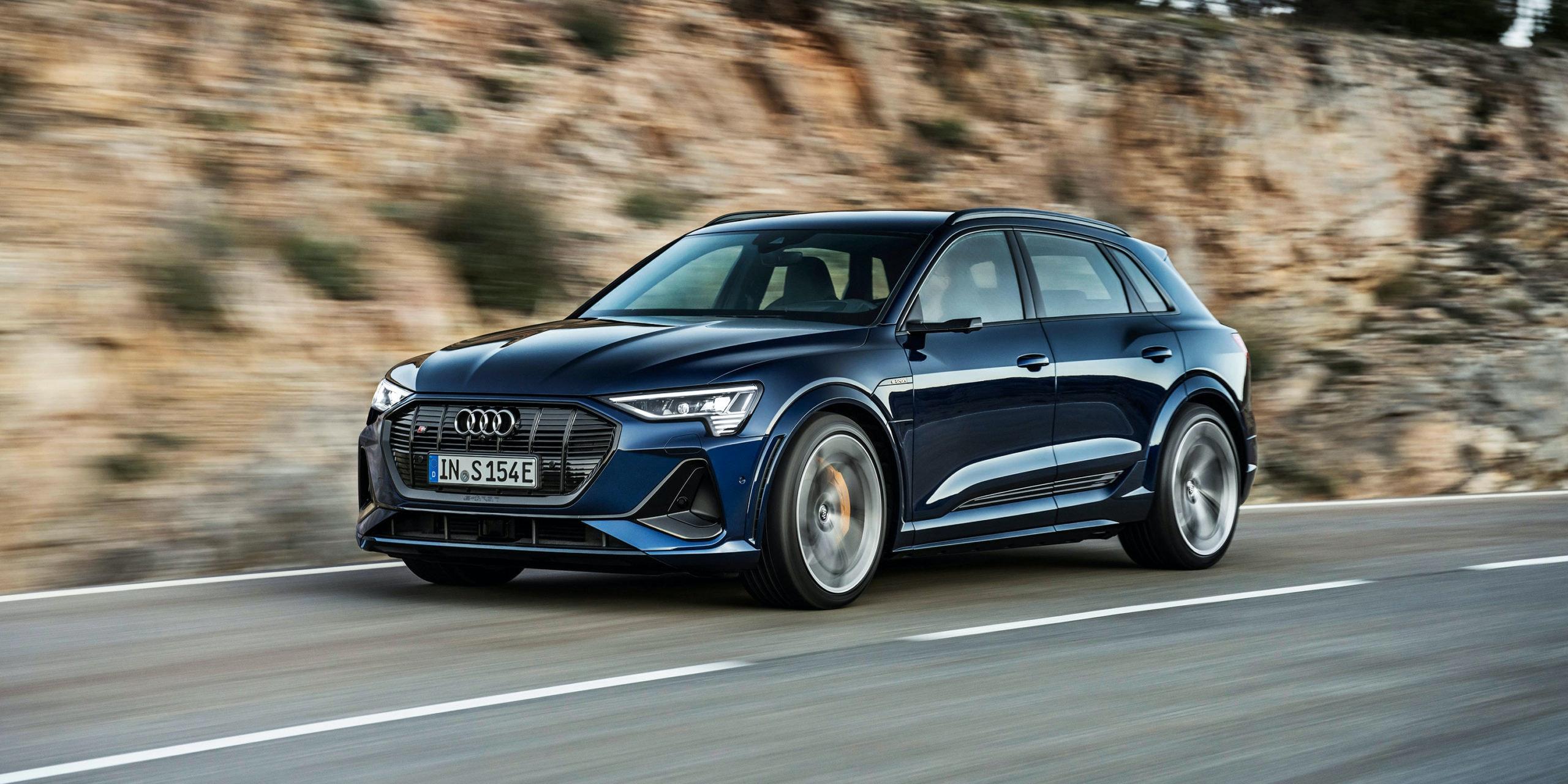Audi E Tron S Audi E Tron S Sportback Revealed Price Specs And Release Date Carwow