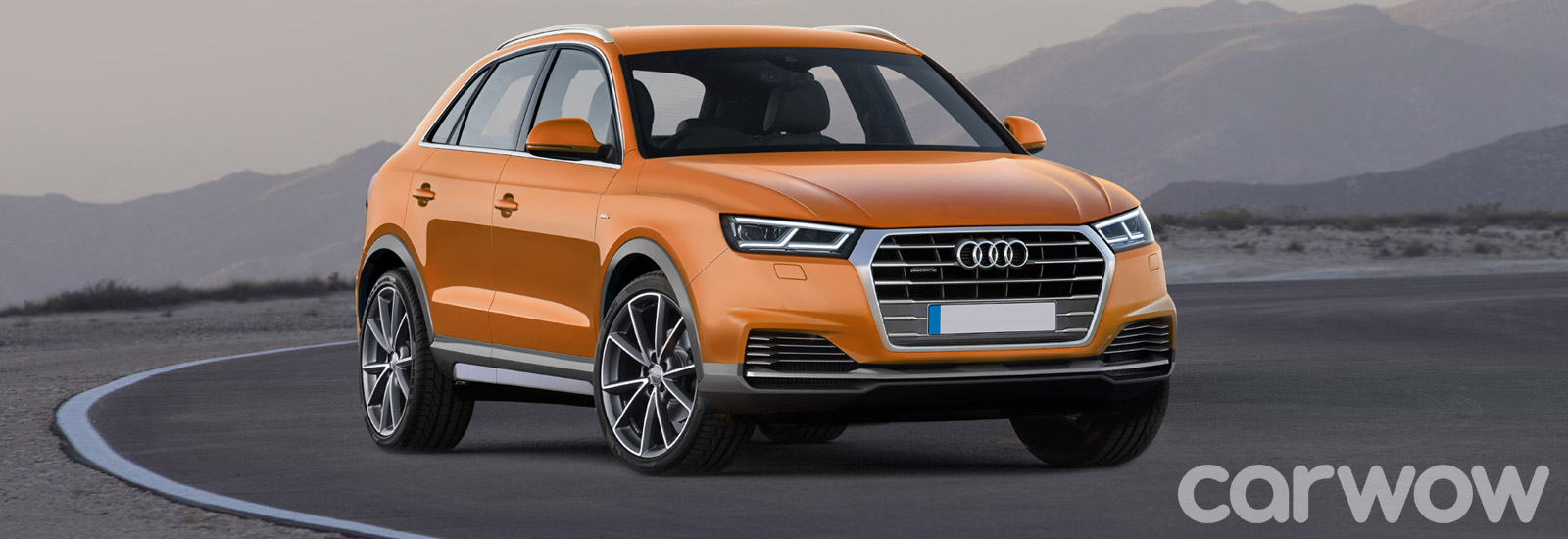 audi q3 2018 model. plain audi our exclusive render shows what the new q3 could look like throughout audi q3 2018 model h