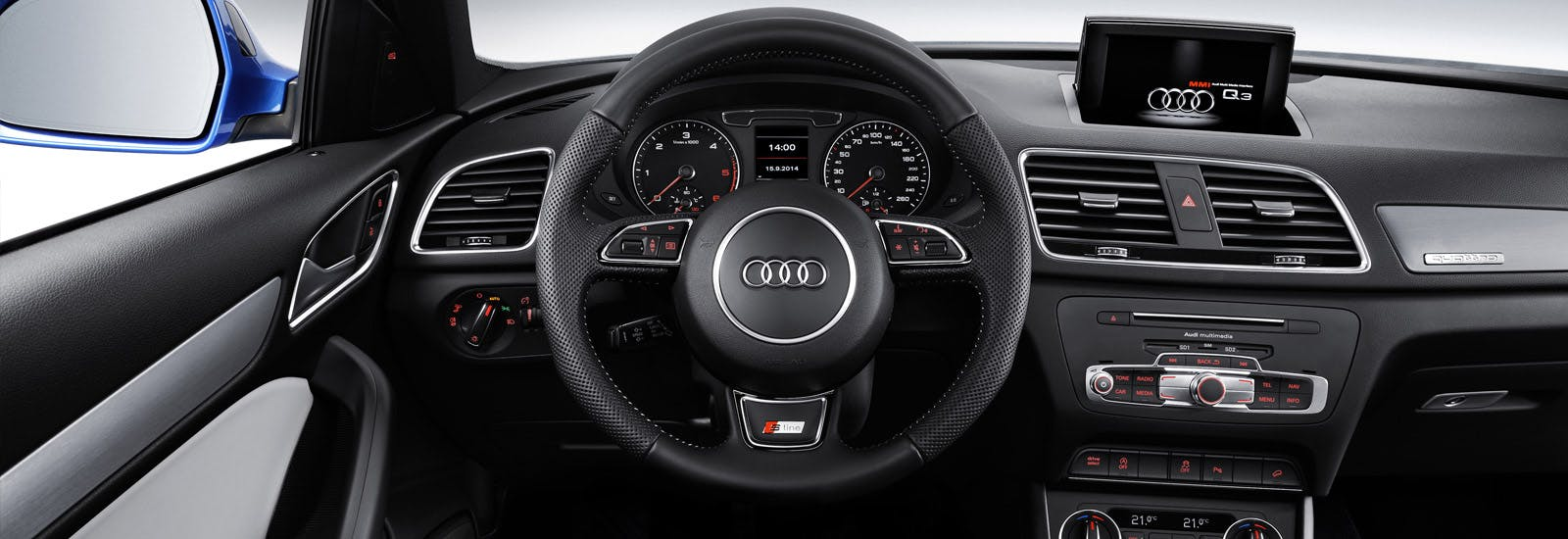 2018 audi q3 price specs and release date carwow autos post. Black Bedroom Furniture Sets. Home Design Ideas