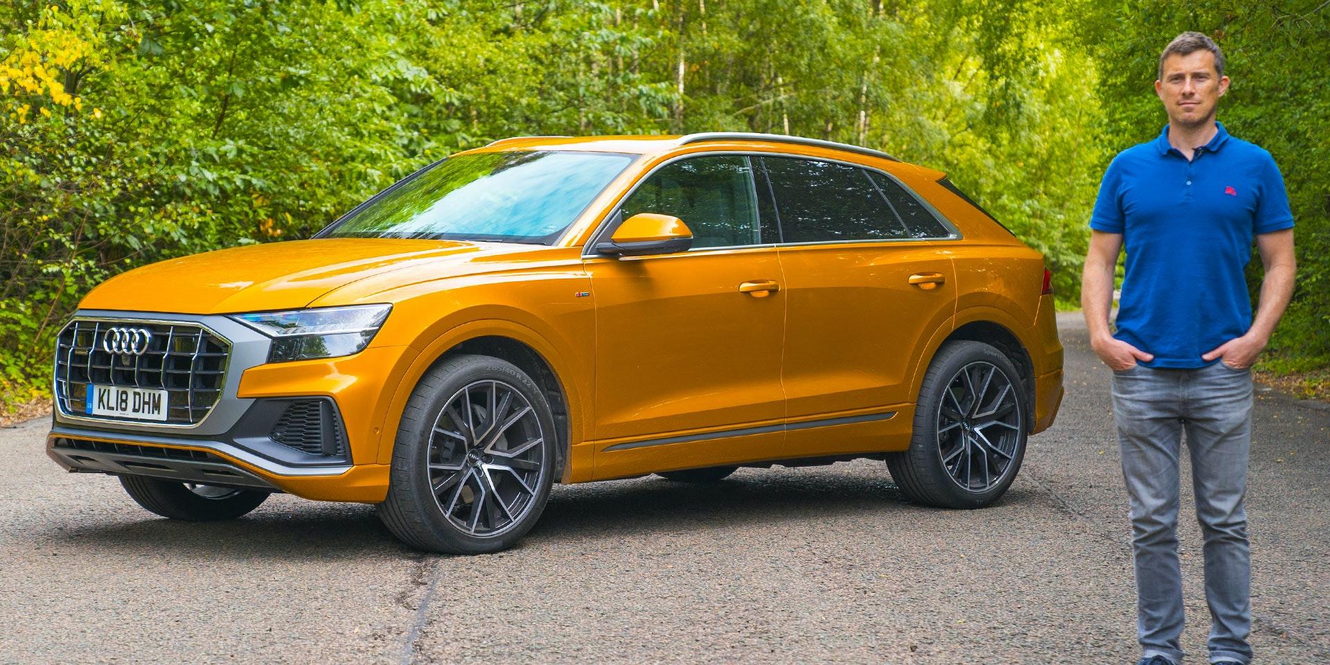 New Audi Q8 Review Carwow