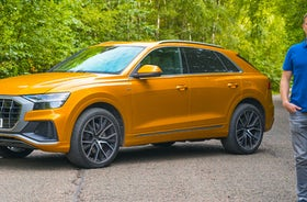New Audi Q8 Review Carwow