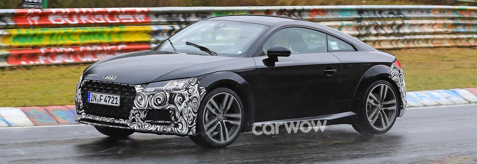 Audi TT Facelift Price Specs Release Date Carwow - Audi tt price