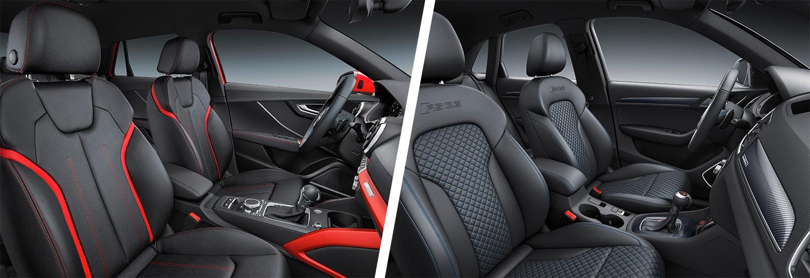 Audi Q2 Vs Q3 Suv Comparison Carwow