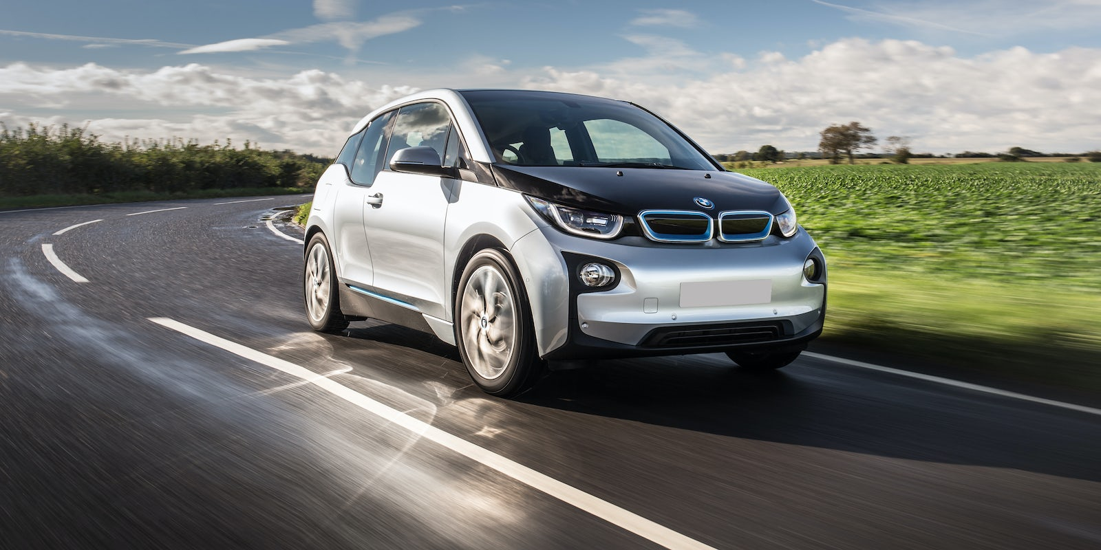 New Bmw I3 Review Carwow