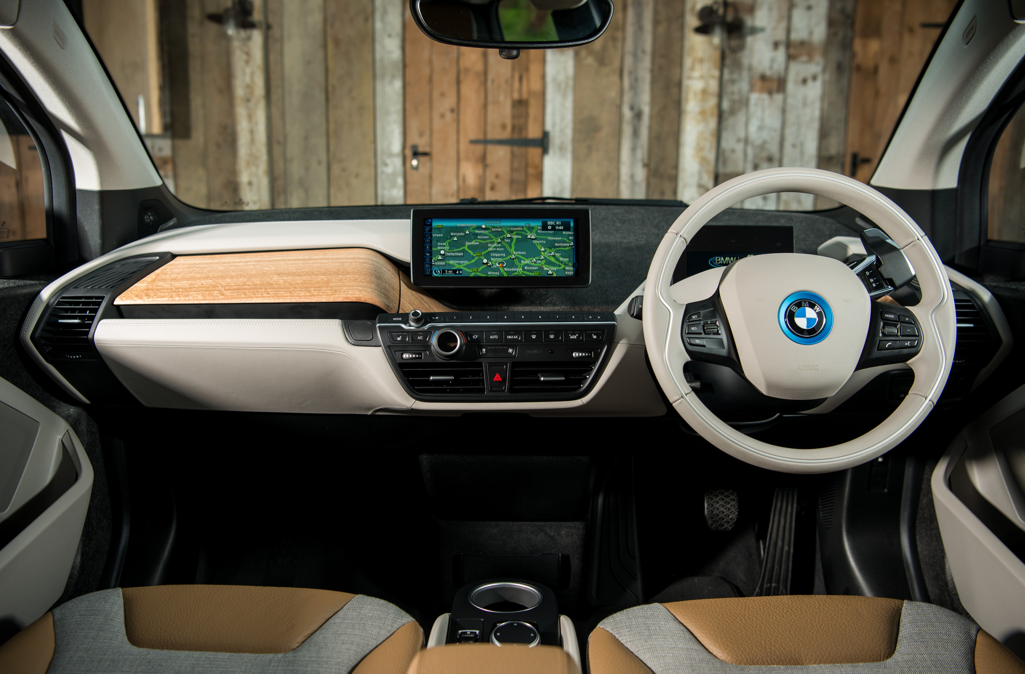 Delightful BMW I3 Interior And Infotainment | Carwow