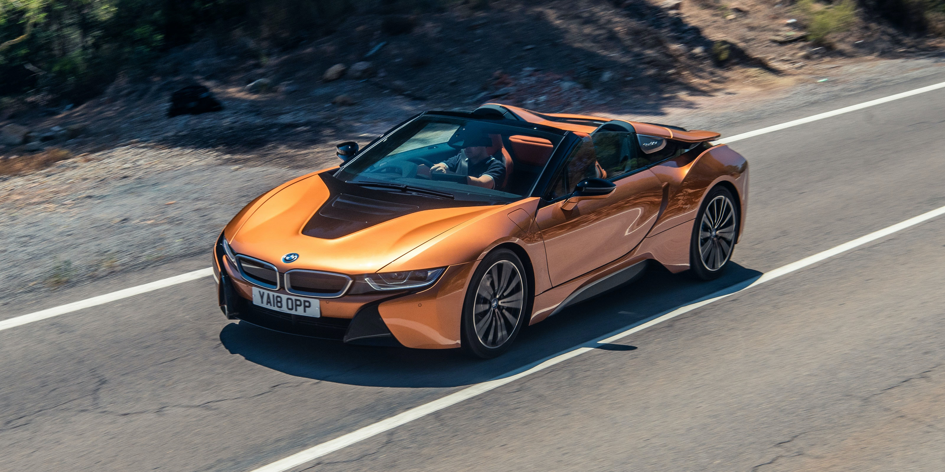 New Bmw I8 Roadster Review Carwow