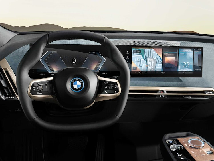 New 530hp Bmw I4 Revealed With Up To 300 Miles Of Range Price Specs And Release Date Carwow