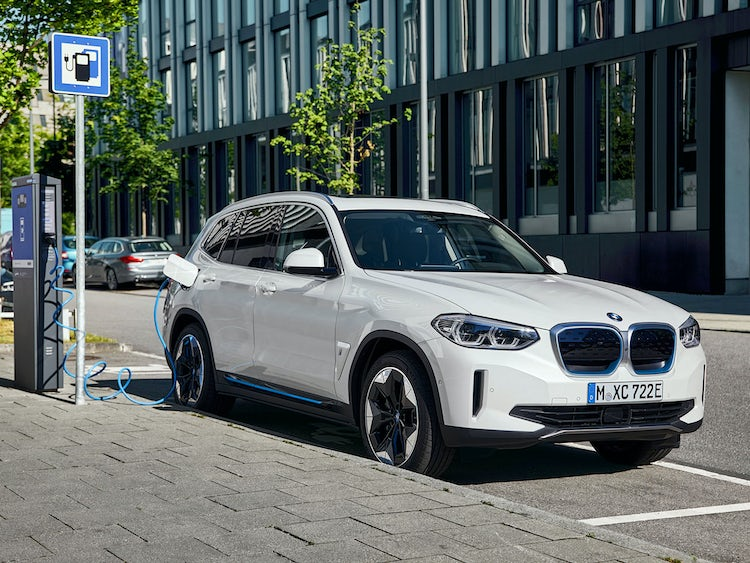 2021 Bmw Ix3 Available To Pre Order Price Specs Revealed Carwow