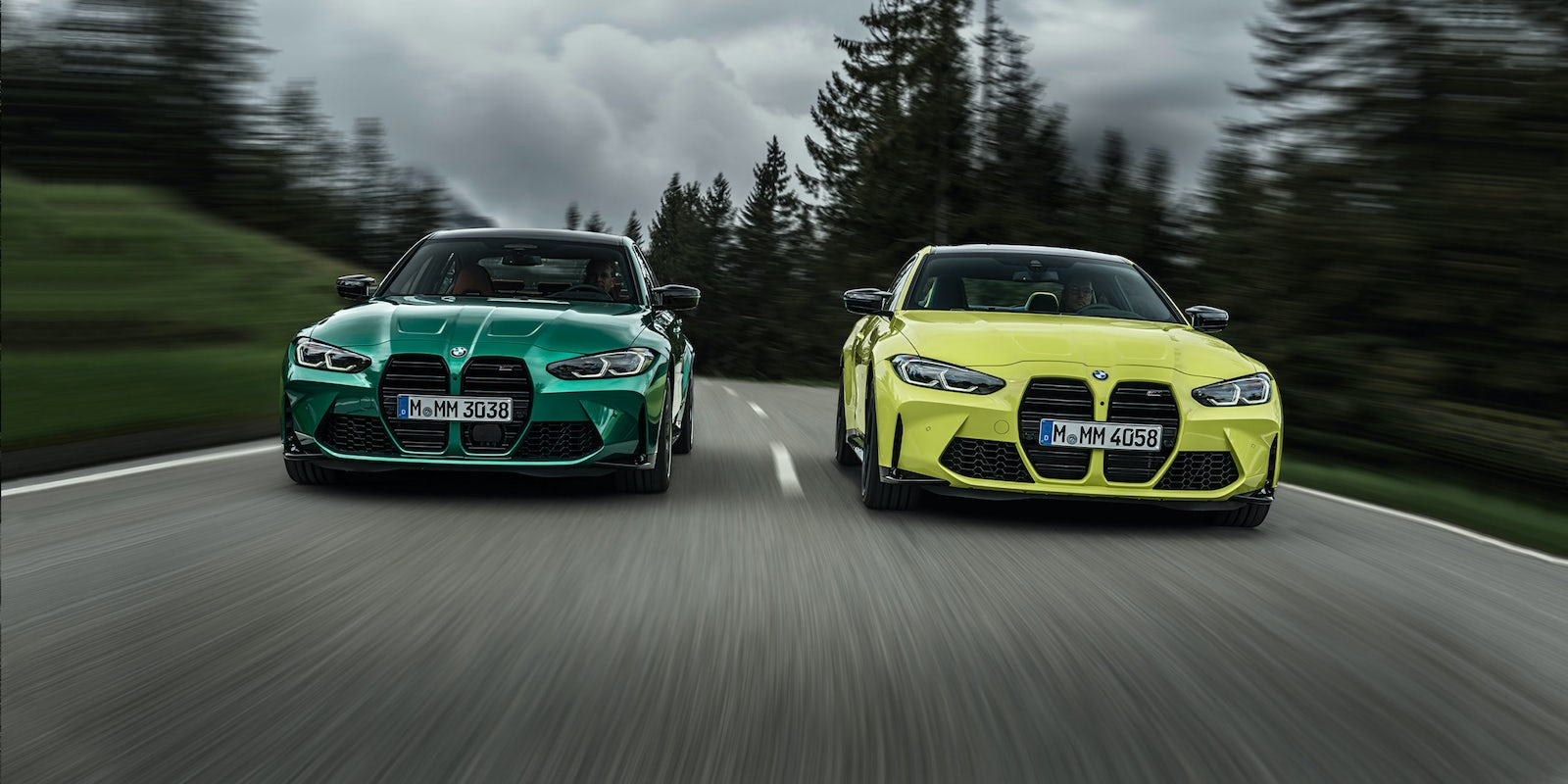 New 2021 BMW M3 and M4 Competition revealed: price, specs and release date  | carwow
