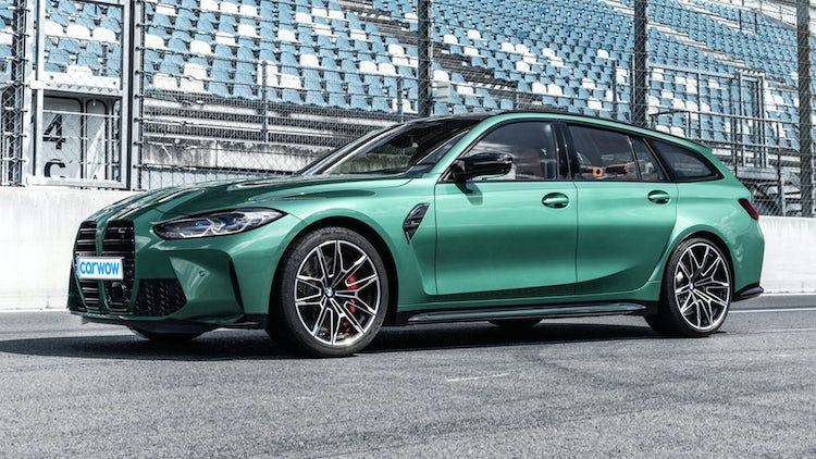 2022 Bmw M3 Touring Rendered Price Specs And Release Date Carwow