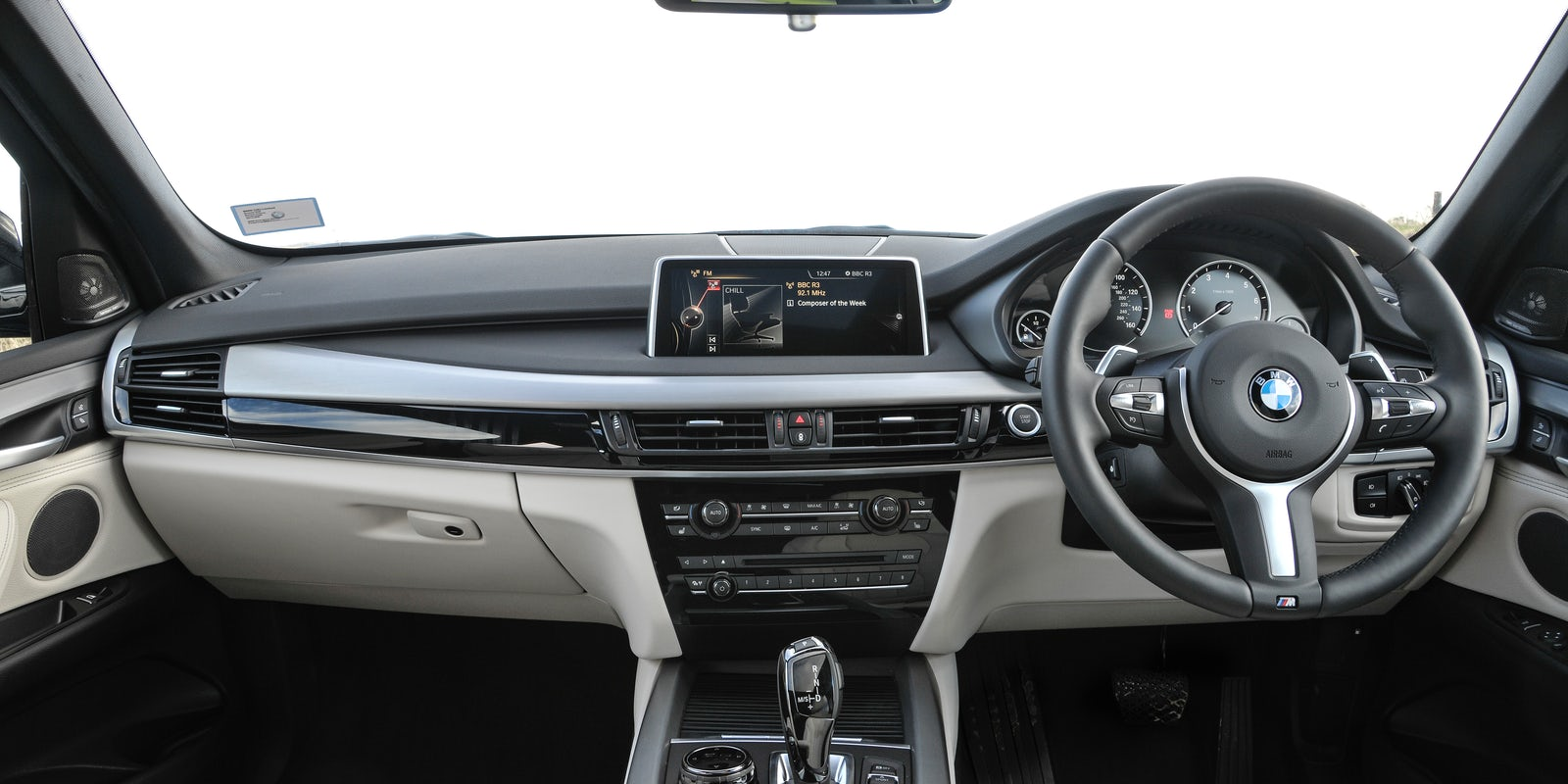 BMW X5 Interior Practicality and Infotainment  carwow