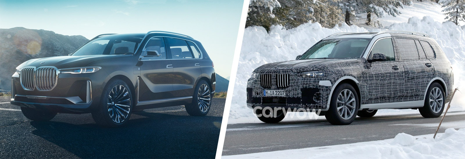 2018 BMW X7 price, specs and release date | carwow