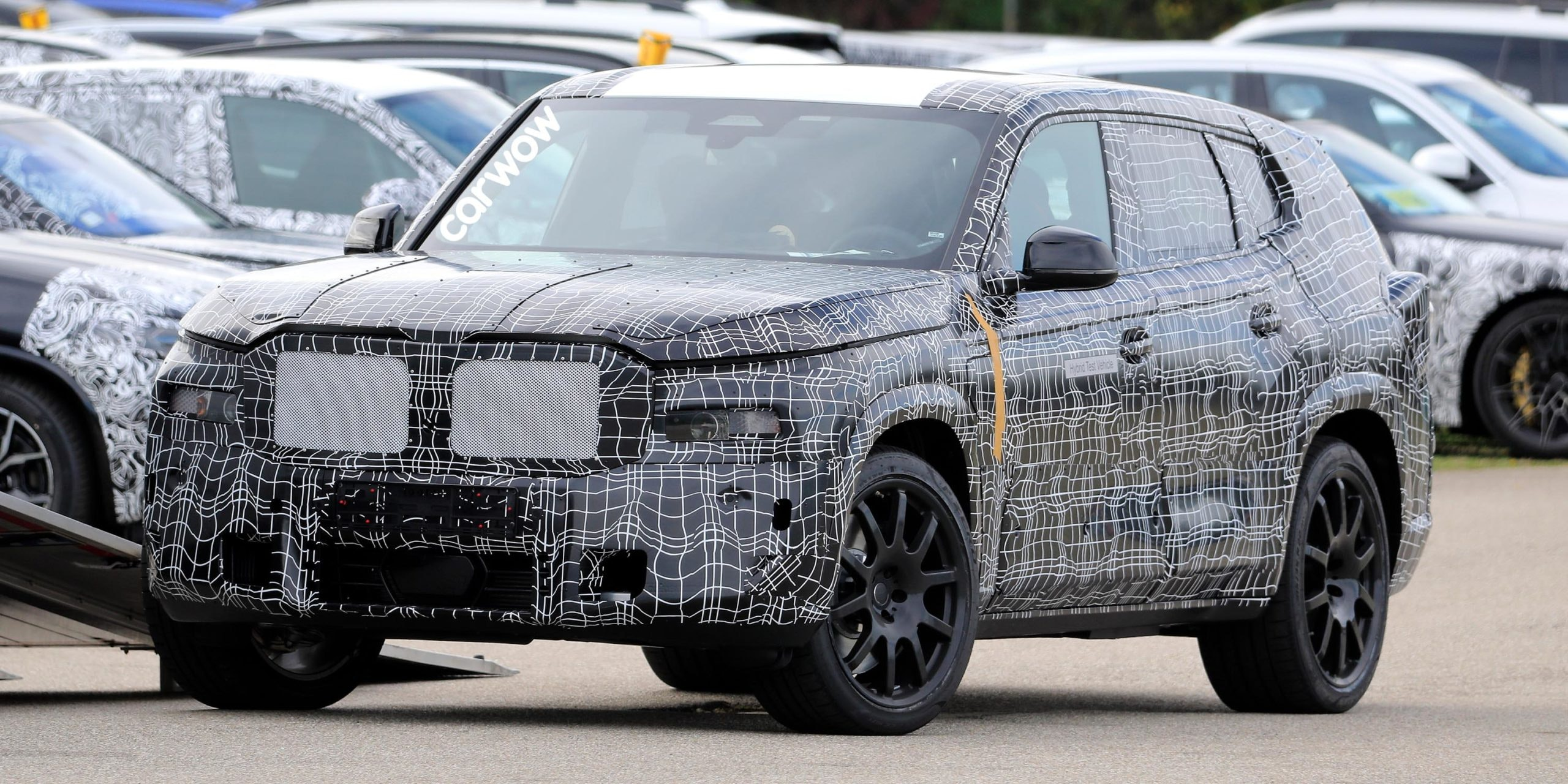 2022 Bmw X8 Spotted Price Specs And Release Date Carwow