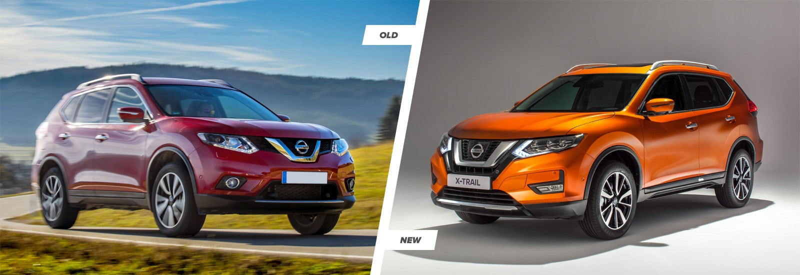 Nissan X-Trail facelift – old vs new guide | carwow
