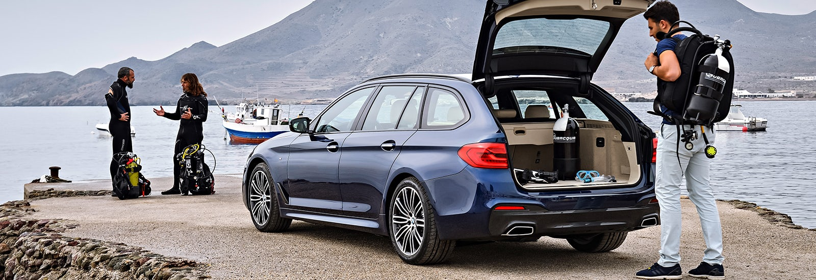 BMW 5 Series and Touring size and dimensions guide | carwow