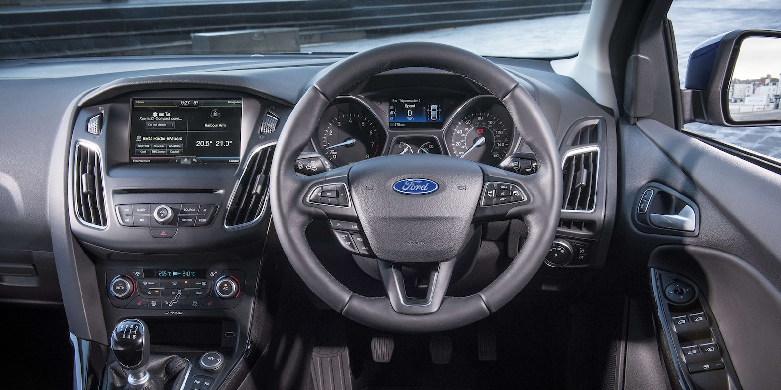Ford Focus Estate Specifications Carwow