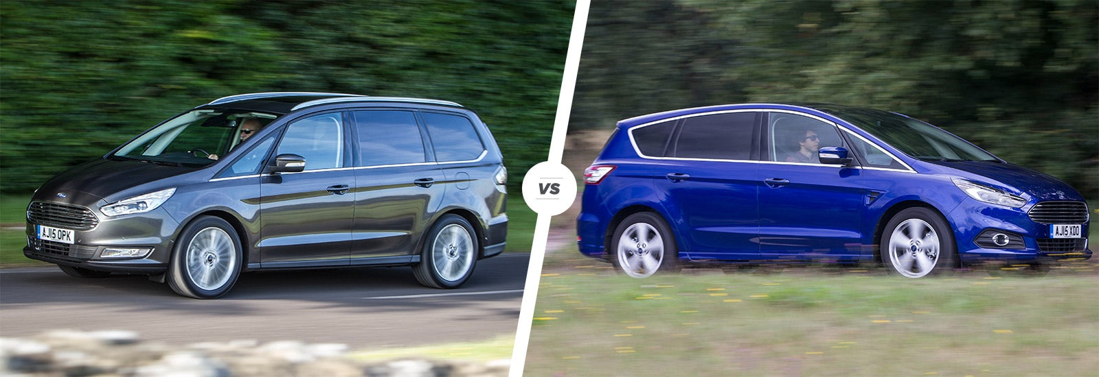 ford galaxy vs ford s max comparison carwow. Black Bedroom Furniture Sets. Home Design Ideas
