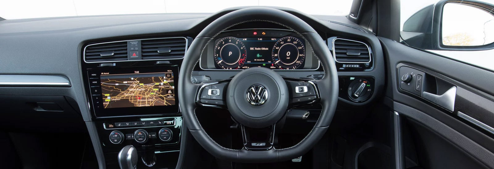 2020 vw golf r price specs and release date carwow. Black Bedroom Furniture Sets. Home Design Ideas