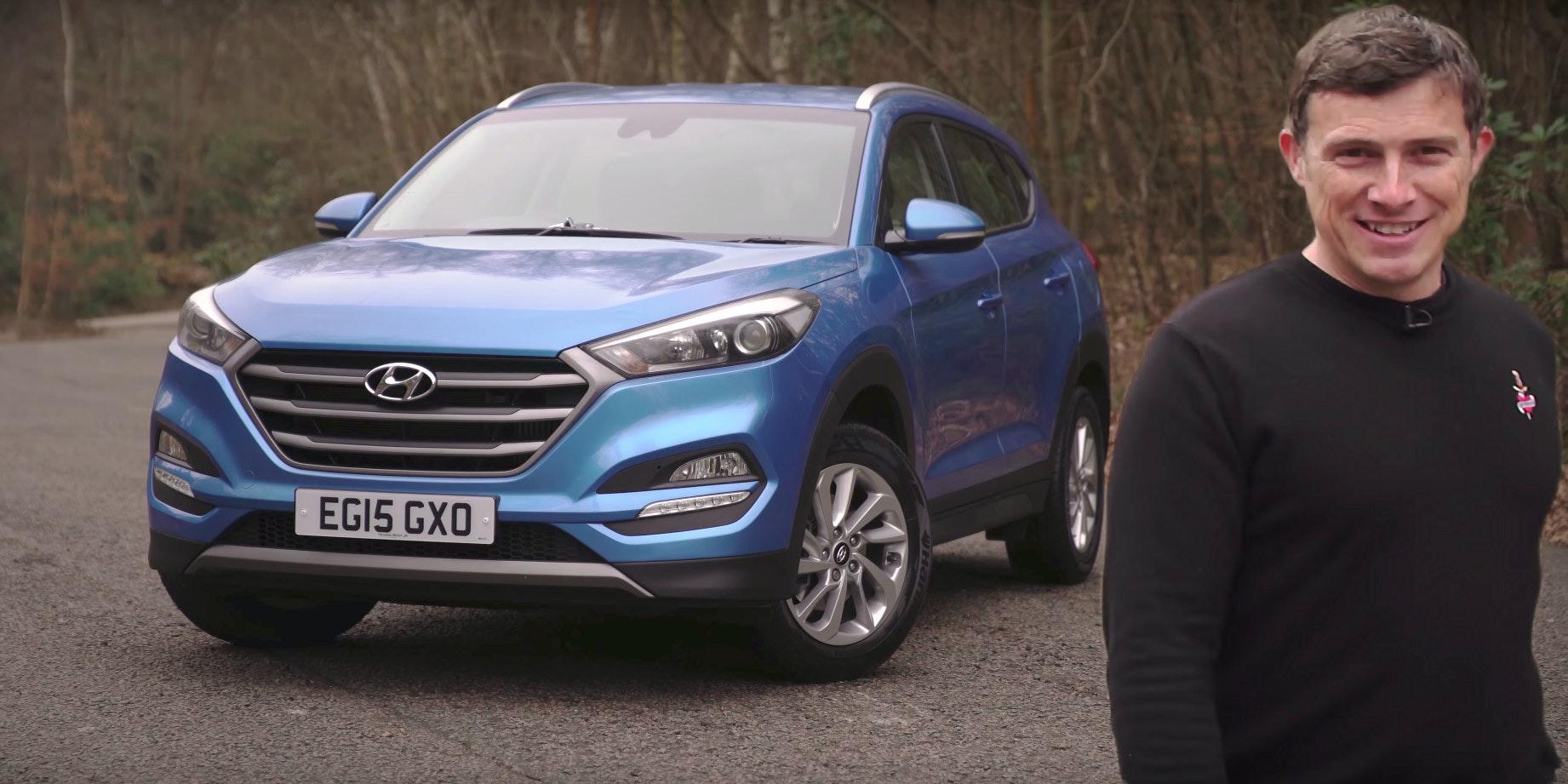 Hyundai Tucson Review Carwow