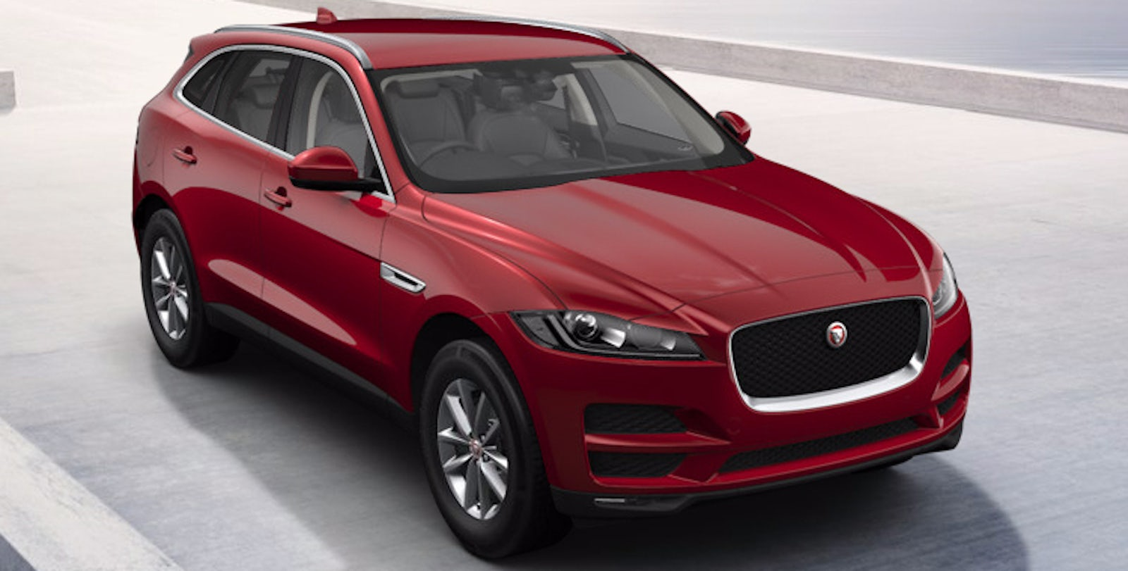 What colour car not to buy - Despite Not Being A Colour That Immediately Springs To Mind For This Type Of Car Italian Racing Red Looks Great You D Be More Likely To See An F Type This