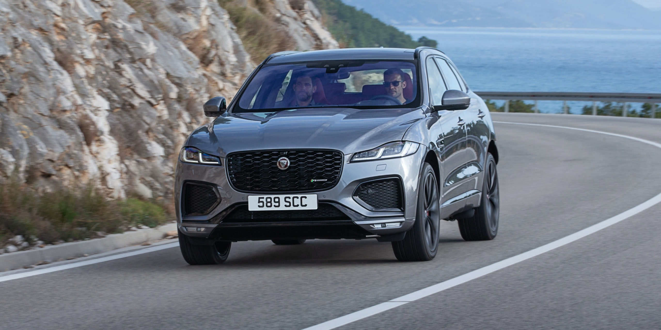 2021 Jaguar F Pace Hybrid Revealed Price Specs And Release Date Carwow