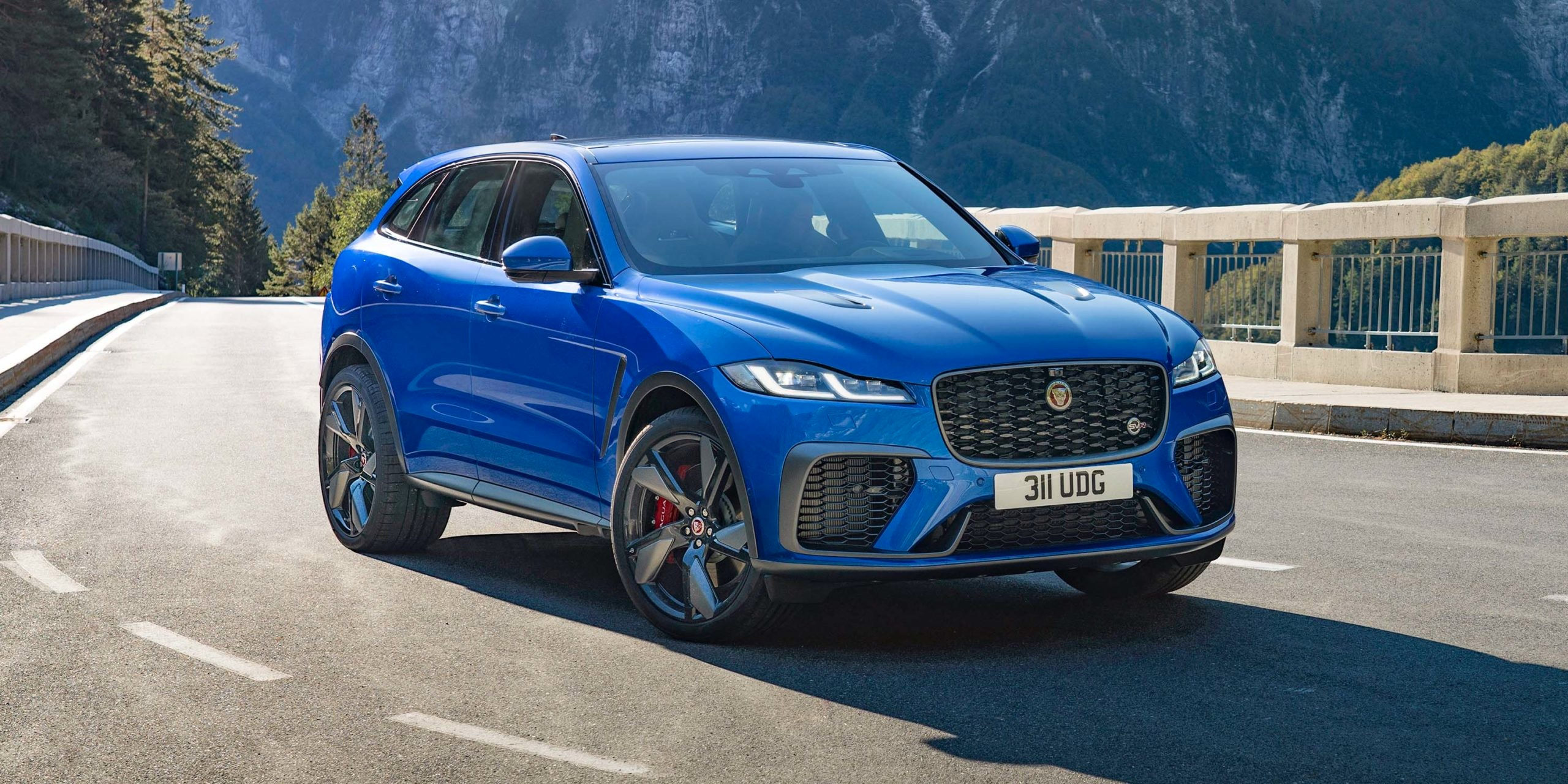 New Jaguar F Pace Svr Revealed Price Specs And Release Date Carwow