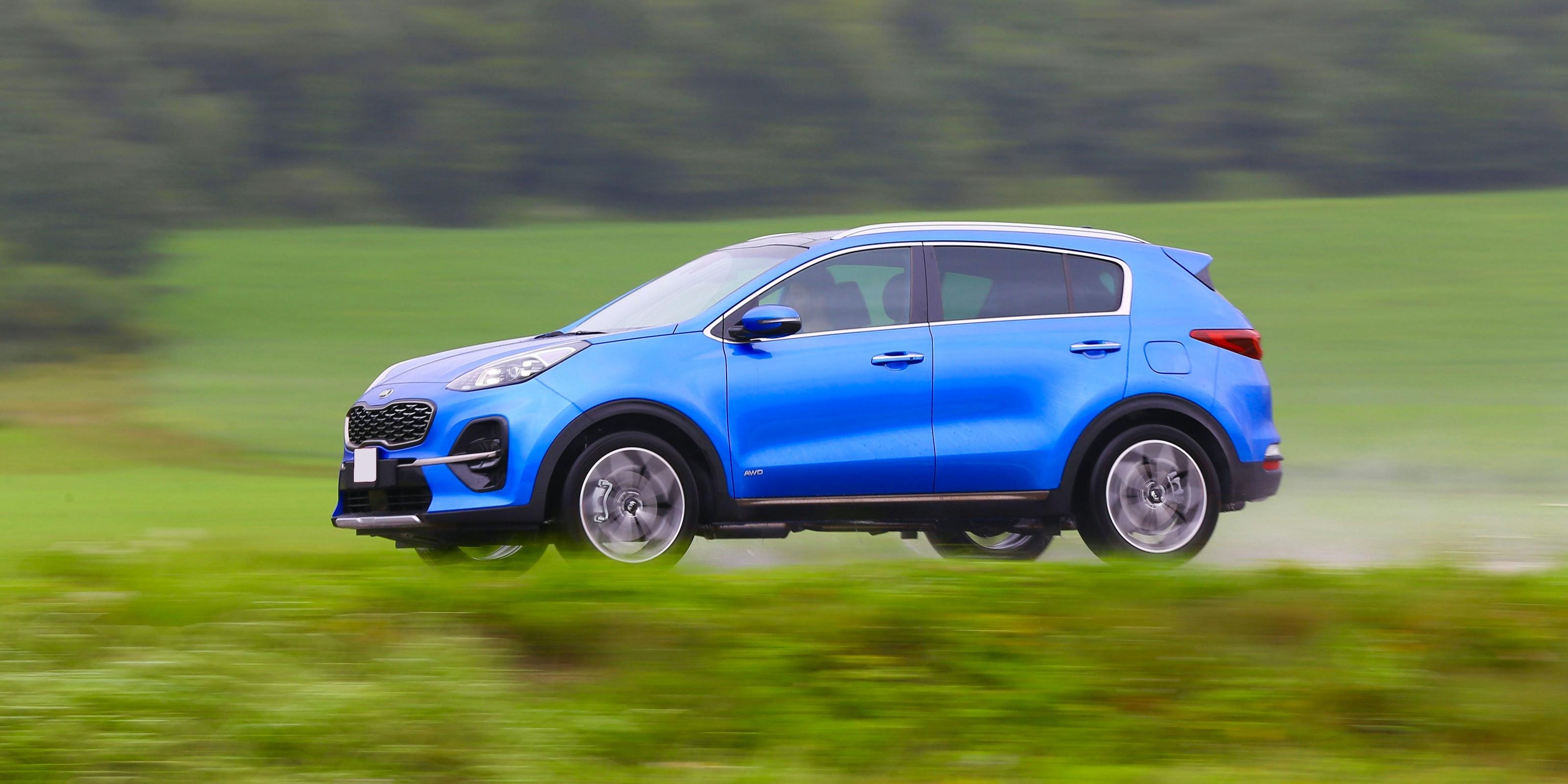 New Kia Sportage Review Carwow