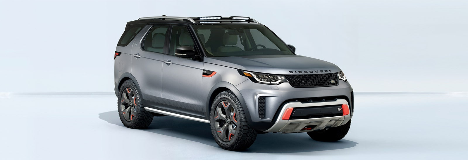 land rover discovery svx 4x4 suv price specs release date autos post. Black Bedroom Furniture Sets. Home Design Ideas