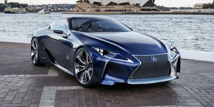 2018 Lexus Lc F Price Specs And Release Date