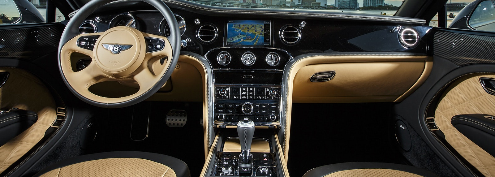 While Some Might Think The Mulsanne U2013 Bentleyu0027s Flagship Model U2013 Isnu0027t The  Prettiest Car To Look At, Its Interior Is Arguably One Of The Best Ever  Made. Nice Look