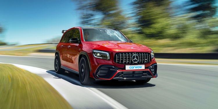 2020 Mercedes-Benz GLB: Specs, Design, Price >> Exclusive Render 2020 Mercedes Amg Glb 45 Carwow