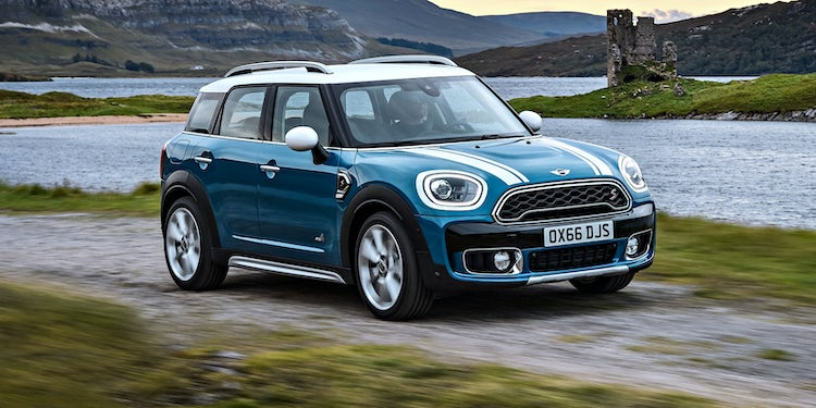 2017 Mini Countryman Price Specs And Release Date