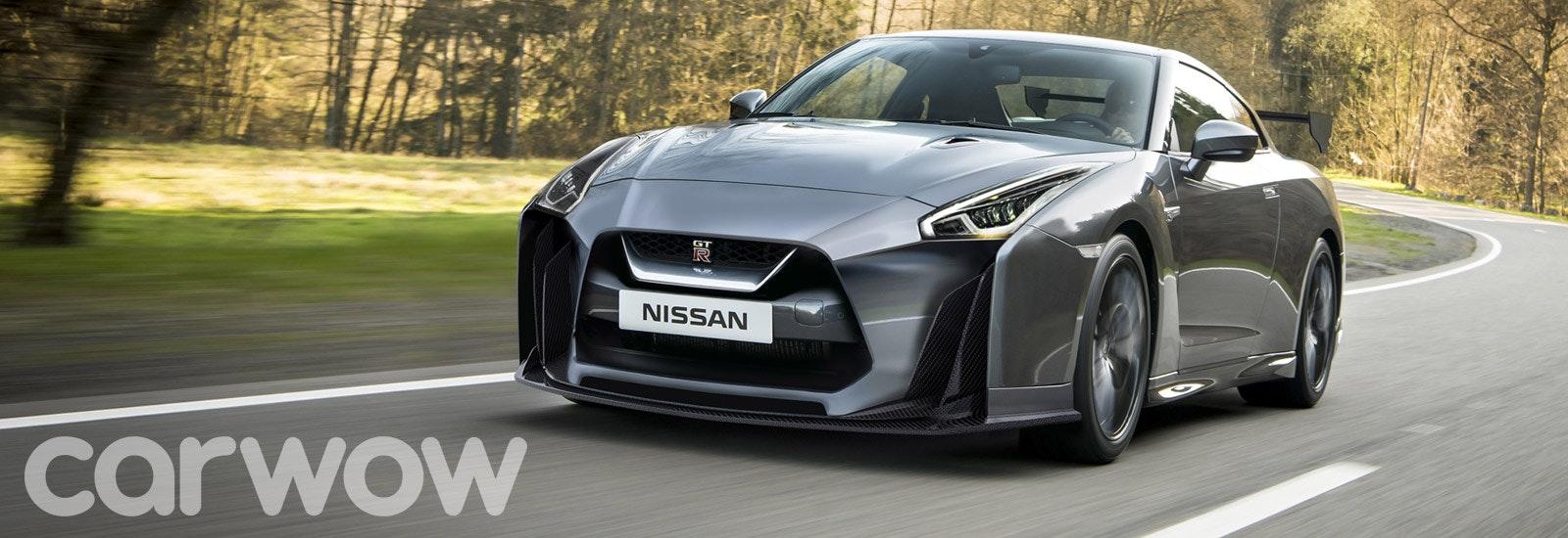 Nissan GT R R36 Styling