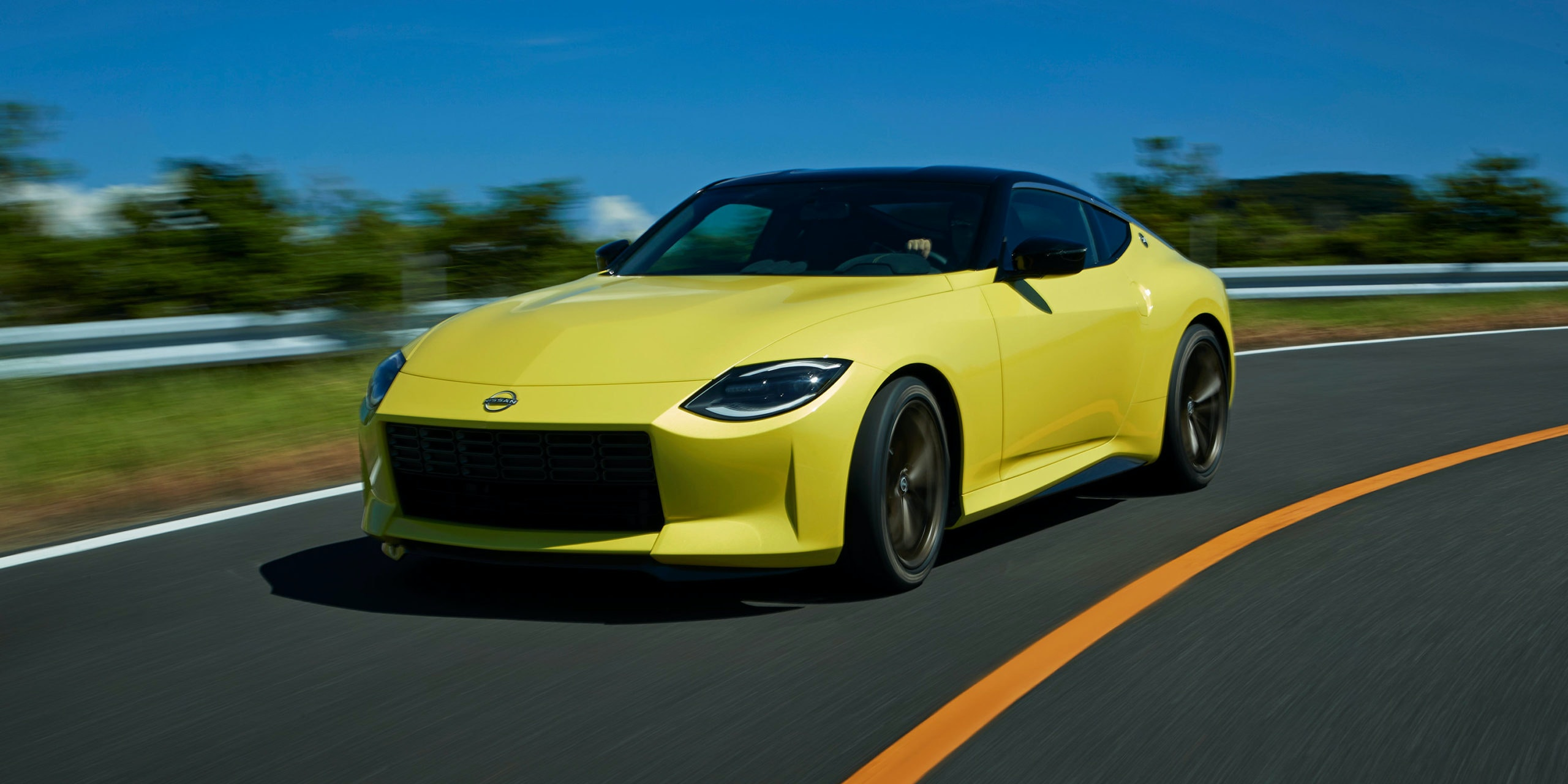 New Nissan Z Proto 400z Revealed Price Specs And Release Date Carwow