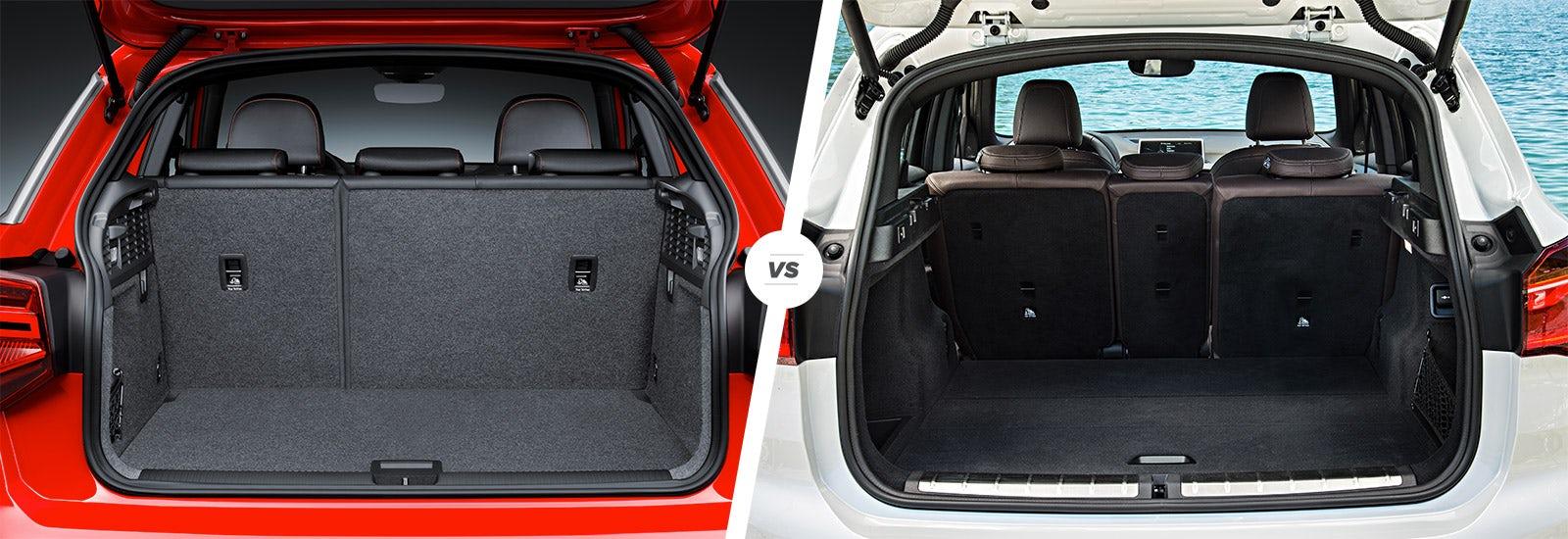 Audi Q2 Vs Bmw X1 Compact Suv Comparison Carwow