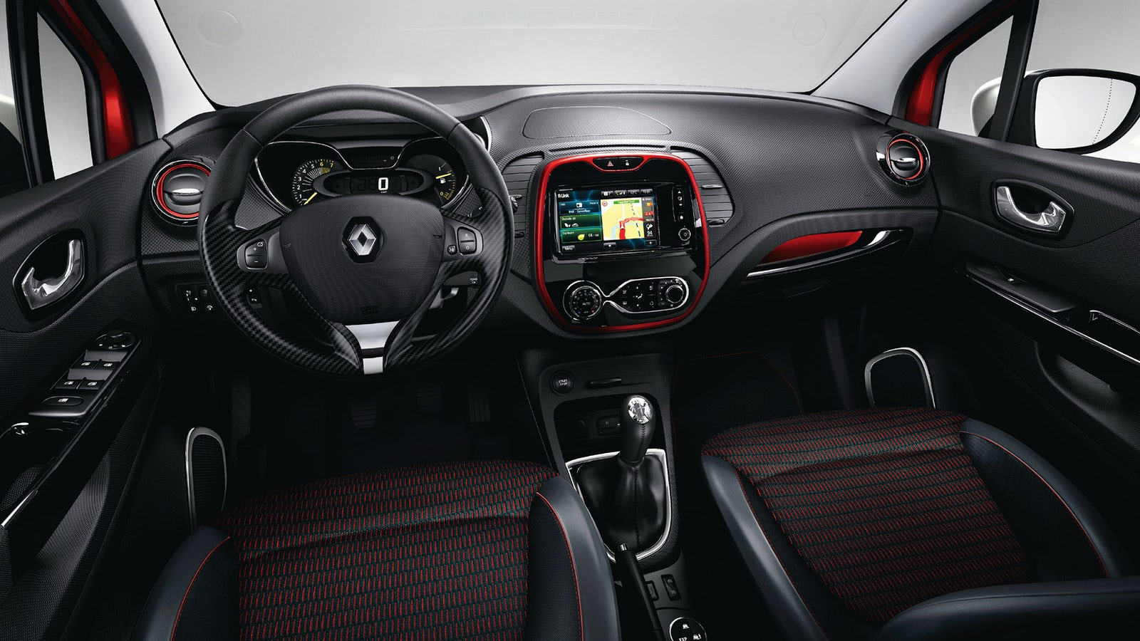 2014 Renault Captur Signature details and specification | carwow