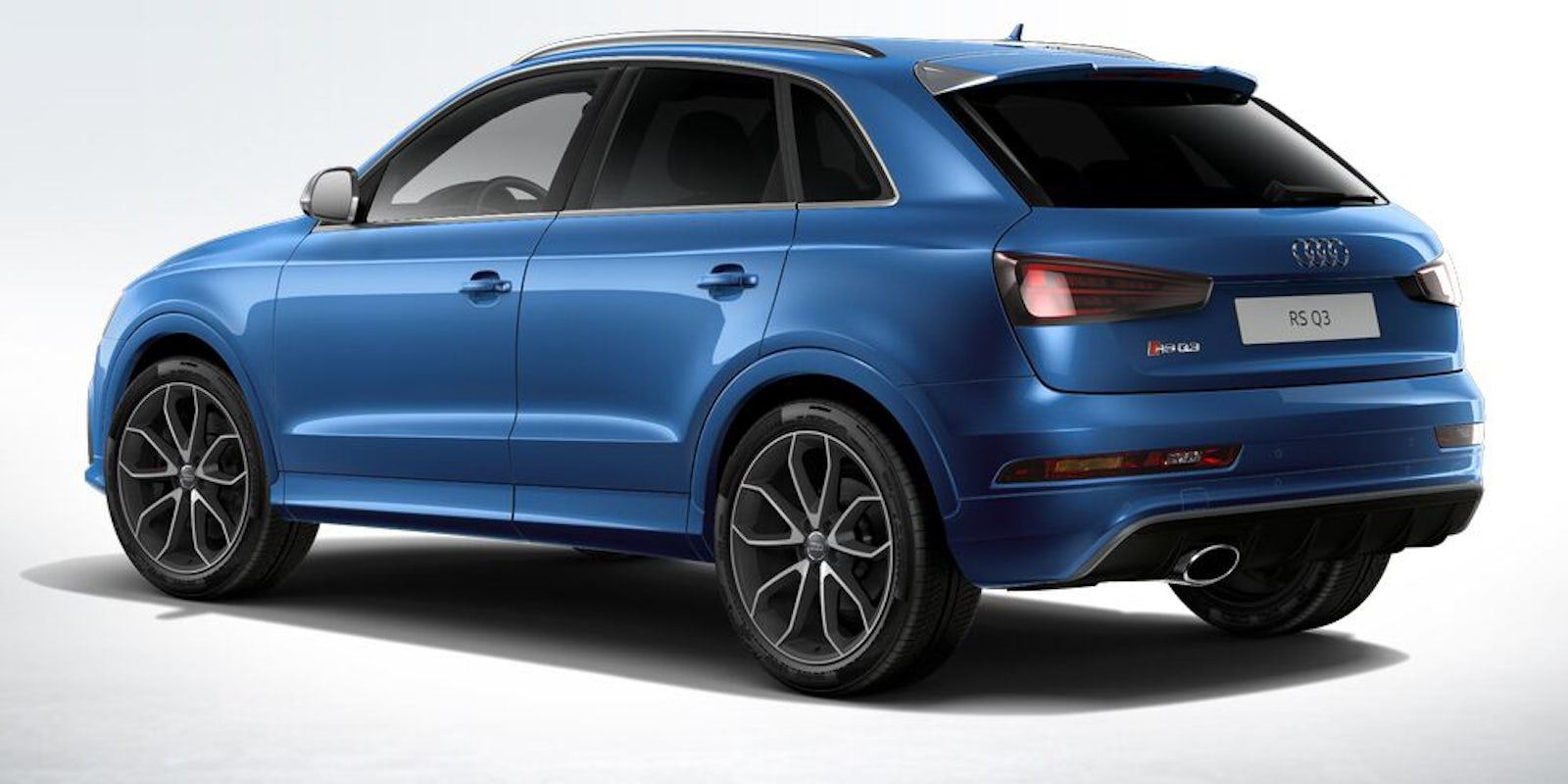 While It S A No Cost Option You Ll Have To Pay The Hefty 45 000 Price Tag For Rs Q3 If Want Sepang Blue And Arguably Similar Er