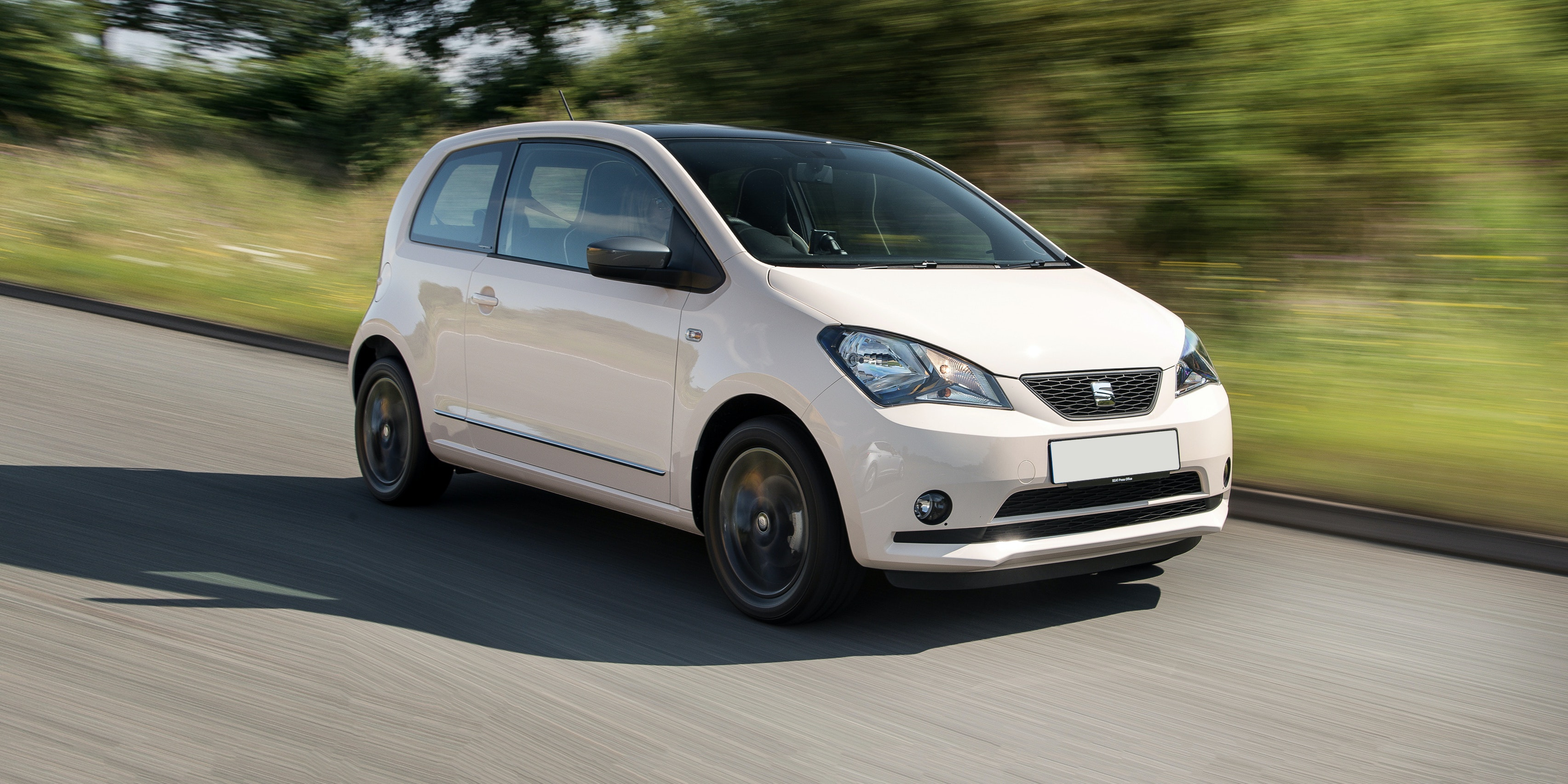 Fiat 500 Deals >> New SEAT Mii Review | carwow