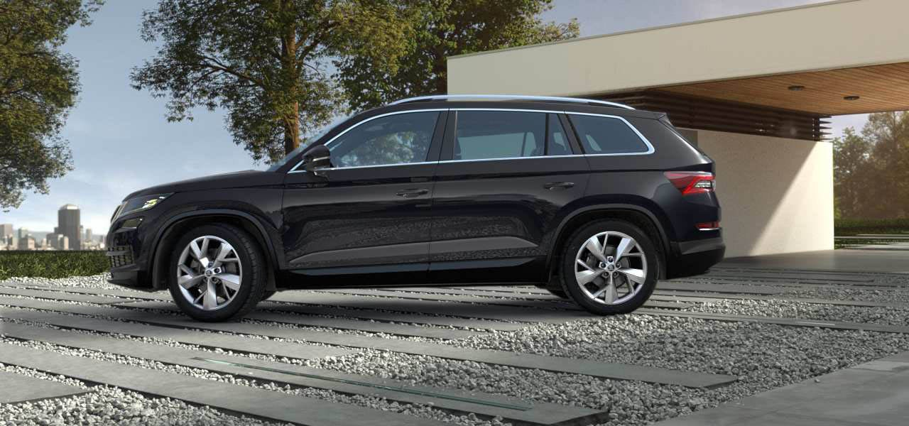 Black Kodiaq >> Skoda Kodiaq Colours Guide And Prices Carwow