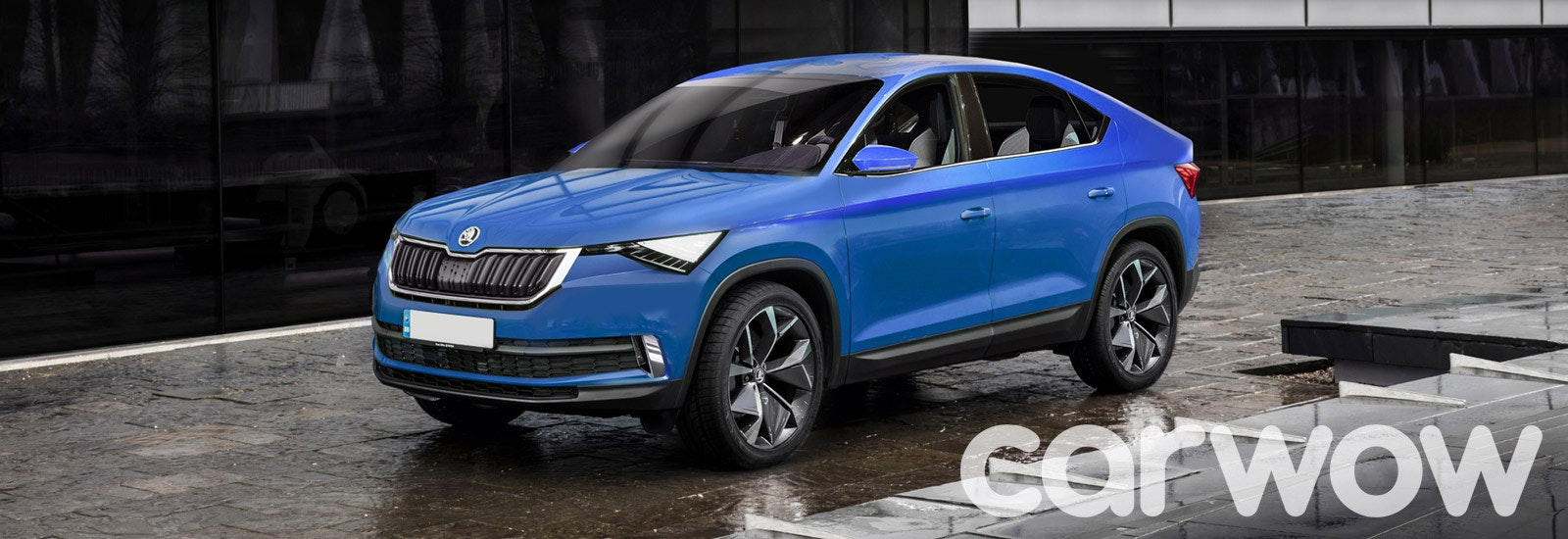 2020 Skoda Kodiaq Coupe Price Specs And Release Date Carwow
