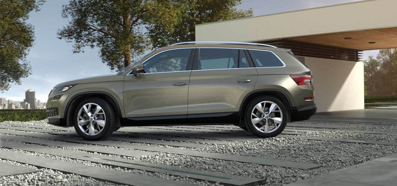 Skoda Kodiaq Colours Guide And Prices Carwow