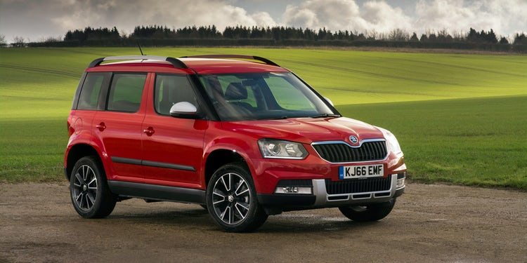 2017 Skoda Yeti Se Drive And Se L Drive Complete Guide Carwow