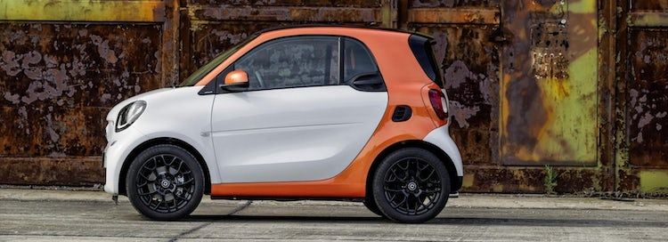 Smart Fortwo And Forfour Sizes Dimensions Guide