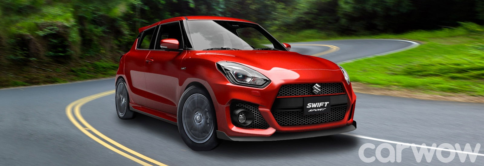2018 suzuki swift sport price specs and release date carwow. Black Bedroom Furniture Sets. Home Design Ideas